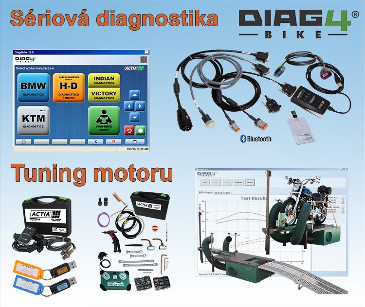 Přejít na stránku: Motocyklová diagnostika a tuning DIAG4BIKE