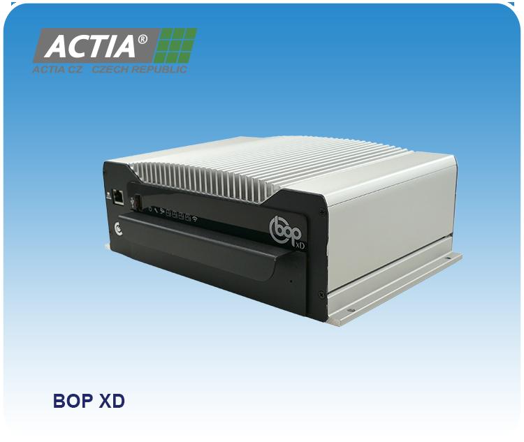 Přejít na stránku: Zabezpečovací kamerový systém BOP XD