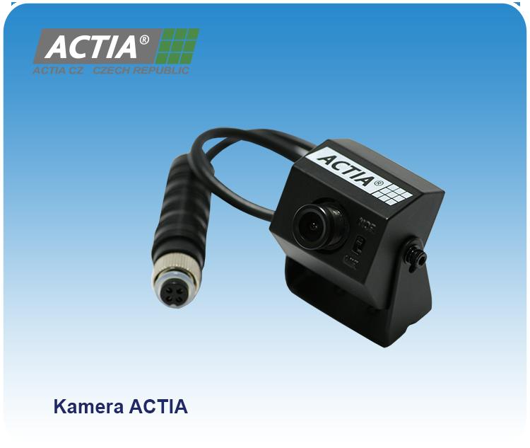 Přejít na stránku: Kamery ACTIA