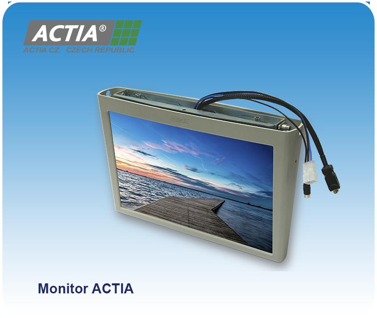 Přejít na stránku: Monitory ACTIA