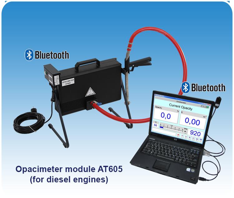 Přejít na stránku: AT605 Modul kouřoměru (pro naftové motory)