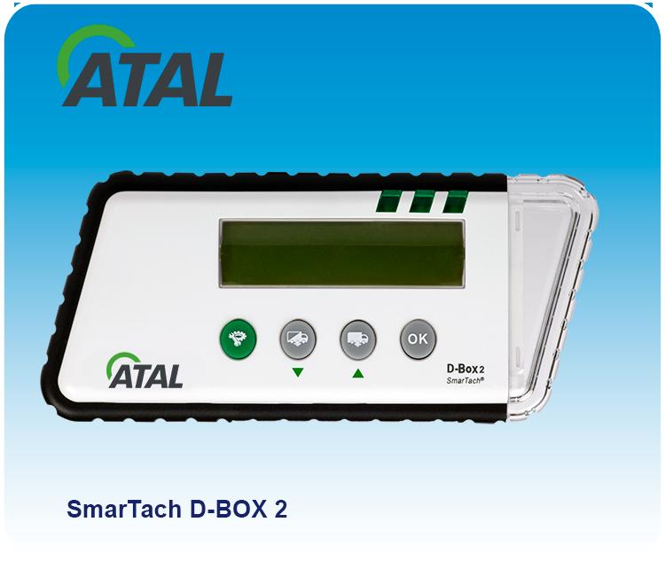 Přejít na stránku: Digitální tachografy ACTIA
