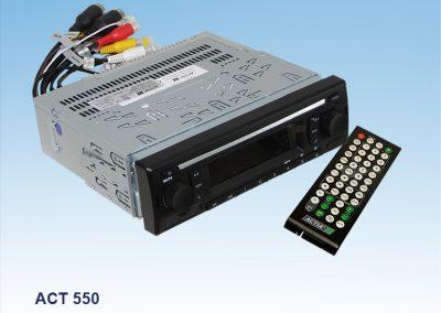 Multimediální přehrávač ACT 550