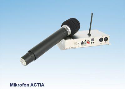 Mikrofon Actia