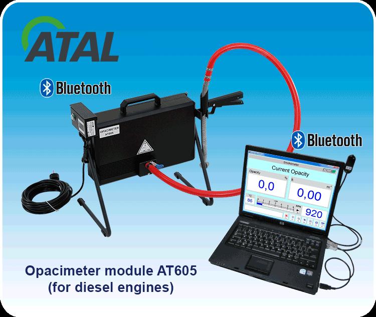 AT605 Modul kouřoměru (pro naftové motory)
